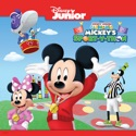 Mickey Mouse Clubhouse, Mickey's Sport-Y-Thon cast, spoilers, episodes, reviews