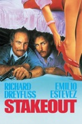 Stakeout (1987) reviews, watch and download
