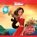 First Day of Rule - Elena of Avalor from Elena of Avalor, Vol. 1