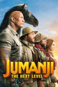 Jumanji: The Next Level reviews, watch and download