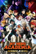 My Hero Academia: Heroes Rising (Dubbed) reviews, watch and download