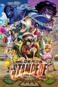One Piece: Stampede (Dubbed) (2019) reviews, watch and download