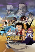One Piece: Episode of Alabasta, The Desert Princess and the Pirates (Dubbed) reviews, watch and download