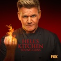 Two Young Guns Shoot It Out - Hell's Kitchen from Hell's Kitchen, Season 20