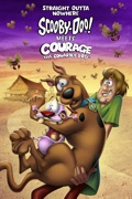 Straight Outta Nowhere: Scooby-Doo Meets Courage the Cowardly Dog reviews, watch and download