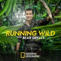 Bobby Bones and Caitlin Parker in the Sierra Nevada - Running Wild with Bear Grylls from Running Wild with Bear Grylls, Season 6