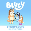 Dad Baby - Bluey from Bluey, Sticky Gecko and Other Stories