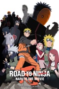 ROAD TO NINJA -NARUTO THE MOVIE- reviews, watch and download