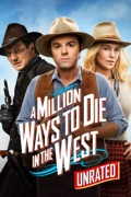 A Million Ways to Die In the West (Unrated) reviews, watch and download