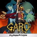 Garo the Animation (Original Japanese Version), Season 1, Pt. 1 release date, synopsis, reviews