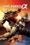 Appleseed: Alpha reviews, watch and download
