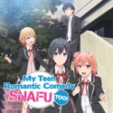 My Teen Romantic Comedy SNAFU Too (Original Japanese Version), Season 1 release date, synopsis, reviews